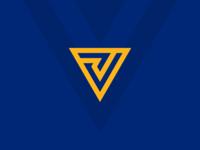 Triangle Shape Logo Design!