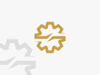 Gear Mechanism Logo Design!