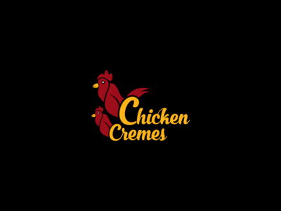 Chicken Cremes Logo Design!
