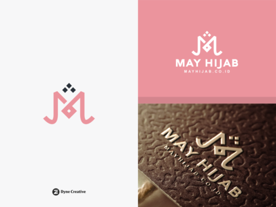 May Hijab Logo Design