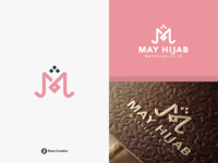 May Hijab Logo Design