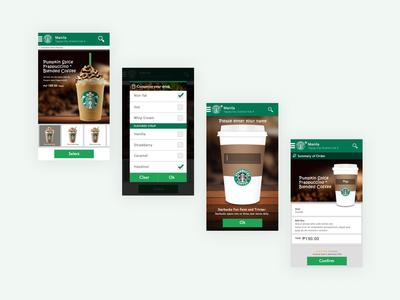 Starbucks Philippines App
