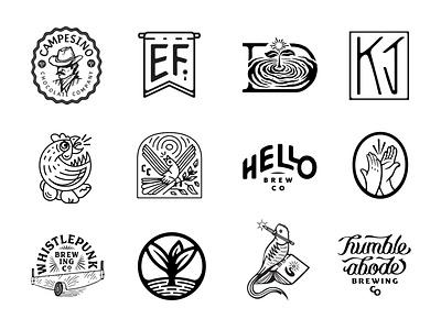LogoLounge12 lettering illustration design branding badge logo design logos logo logolounge