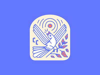 Collide Conference merch design logo patch branding design badge illustration