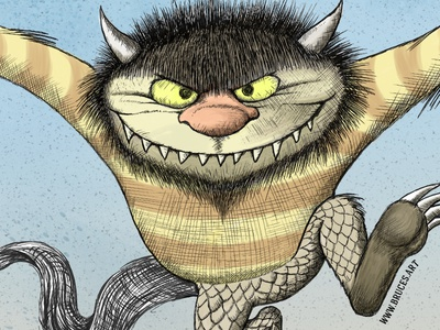 Where The Wild Things Are - Carol