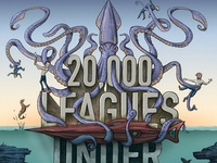20000 Leagues Under The Sea - The Monster Strikes
