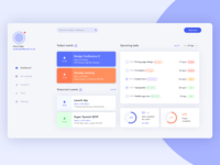 Task management - dashboard