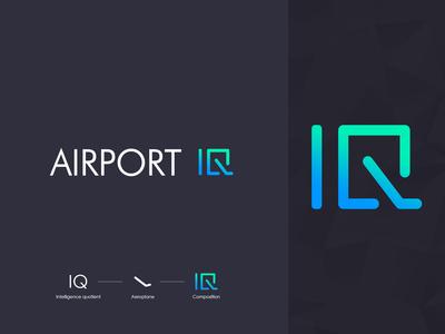 Airport IQ logo