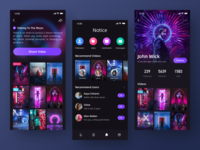 Short Video App UI 3