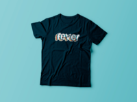 Fever t-shirts for staff (Discarded design)