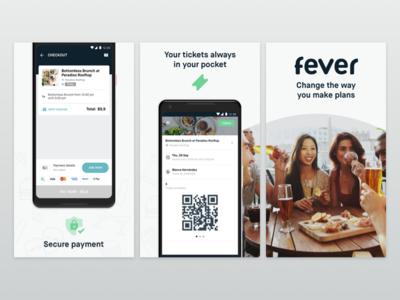 ASO Design - Fever App