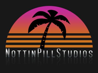 Nottin Pill Studios Logo Design