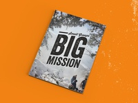 Small Groups Big Mission Book Cover - WIP