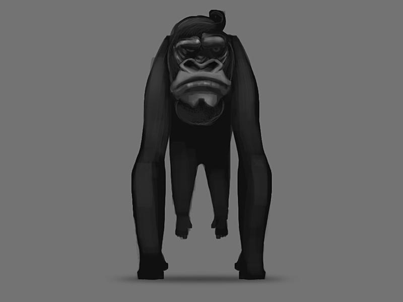 gorilla concept