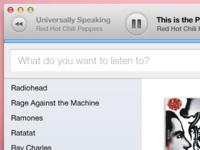 Music app refresh