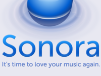 Sonora. Music App for Mac Alpha