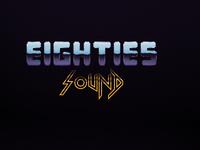 Eighties sound