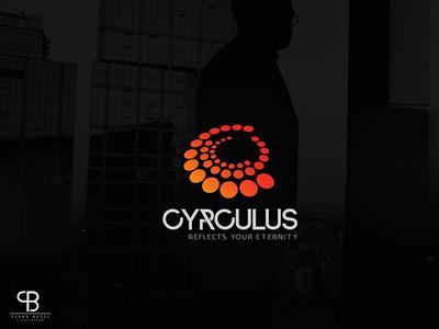 cyrculus logo basel srag kuwait sketch frim creative amazing brand logo cyrculus