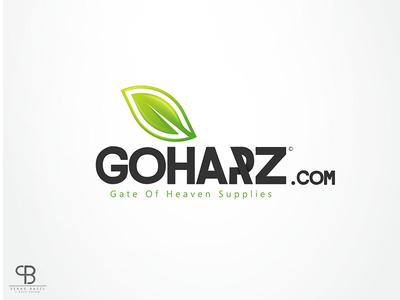 goharz.com logo creative presentation logo animal agriculture basel serag pioneer gate goharz.com