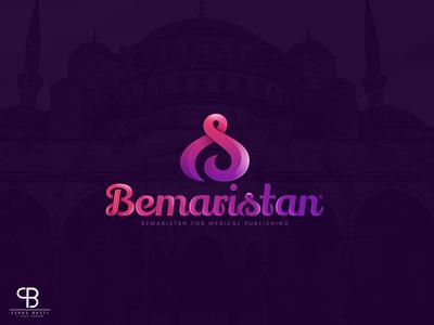 BEMARISTAN APP presentation creative mosque beraristan pharmacy islamic dome logo باسل سراج basel serag