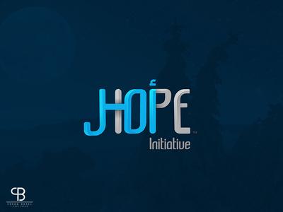HOPE Initiative logo basel serag brand presentation initative typography logo ar oncology novartis