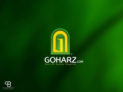 goharz.com logo basel serag presentation animal agriculture brand logo pioneer gate goharz.com