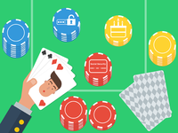 Don't Gamble With Your Identity