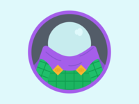Mysterio Illustration