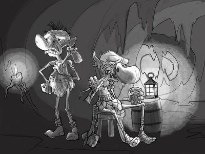 Wip Goblin Guards