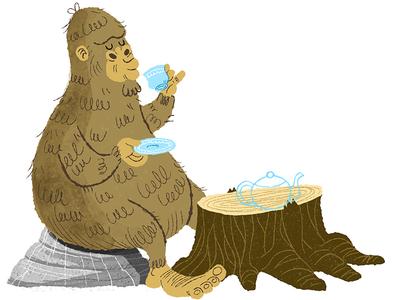 WIP-Bigfoot Caught on Camera!