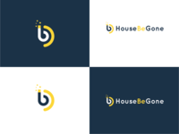 Branding Logo Concept For House Selling Company
