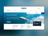 Maritime Training Courses Concept