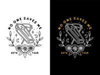 No One Saves Me Logo