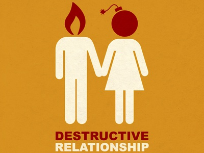 Destructive Relationshships