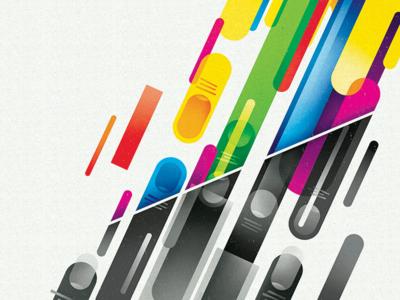 Sound and Color: AIGA Atl Poster Show + Mixtape Collaboration