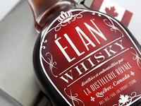 Élan Whisky Detail