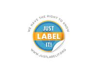 Just Label It Badge
