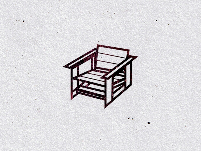 Chair study diy pallet study perspective chair