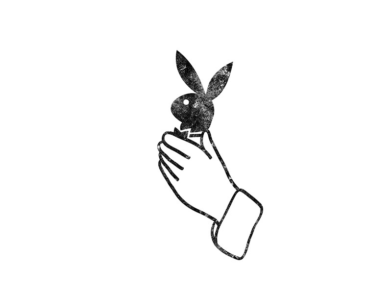 Playboy Before All Else bunny playboy tattoo inspiration prayer illustration idols bae