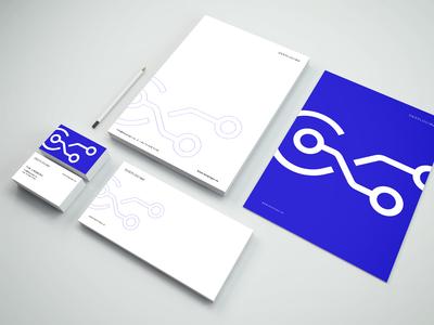 deeplogic logo and brand