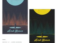 52 Random Gig Posters - Week 12