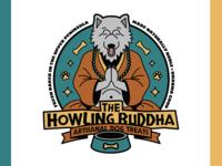 The Howling Buddha Logo