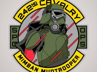 """Star Wars Mudtrooper from """"Solo"""""""