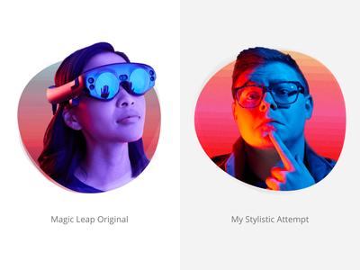 Magic Leap Avatar Style Copy