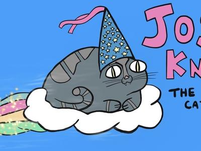 Josie the Wonder-Cat