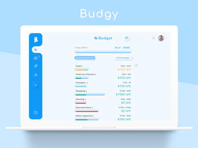 Budgy Budget Planning app budget planning