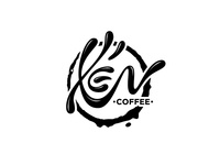 Xén Coffee Logo