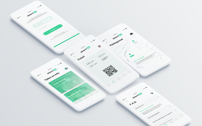 Brightday ios app