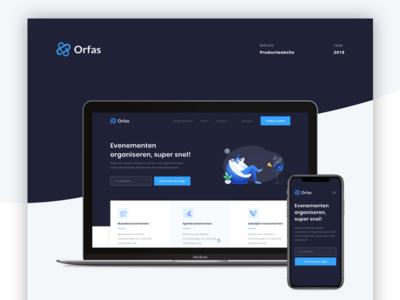 ✍️ Orfas - Design Case Study