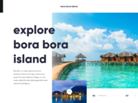 Bora bora island   1